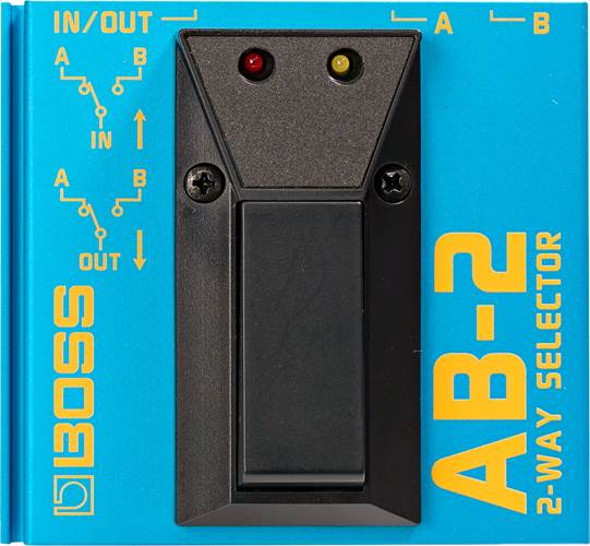 BOSS AB-2  Way Footswitch
