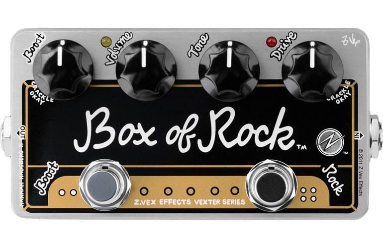 ZVEX Vexter Box of Rock Distortion