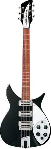 Rickenbacker 350V63 Liverpool Guitar Jetglo