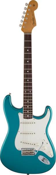 Fender Eric Johnson Stratocaster Lucerne Aqua Firemist Rosewood Fingerboard
