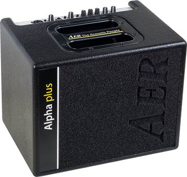 AER Alpha Plus Acoustic Guitar Combo