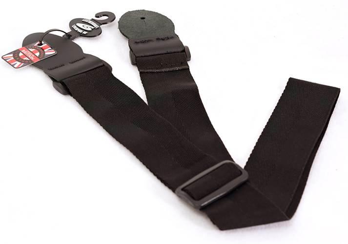 Leathergraft Webbing Strap Black