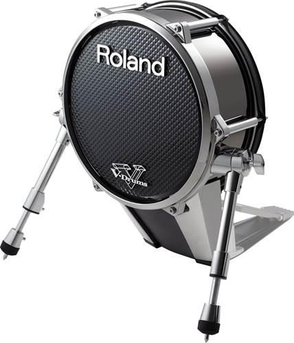 Roland KD-140-BC V-Kick Trigger Pad 14 Inch (Ex-Demo) #Z1H9985