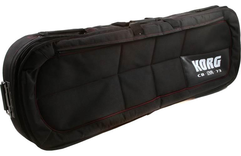 Korg CB-SV-73 Rolling Carry case for SV1-73