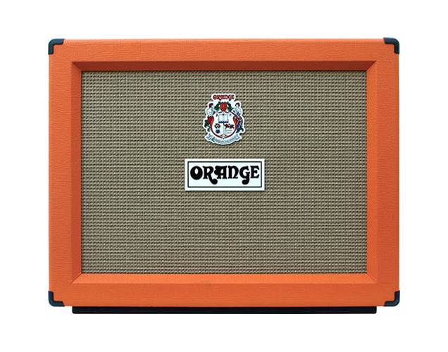Orange PPC212 2x12 Closed Back Cab (Ex-Demo) #95800616