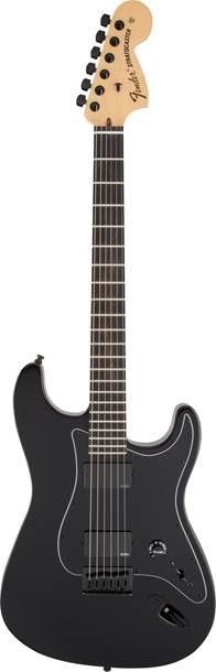 Fender Jim Root Stratocaster Black Ebony Fingerboard
