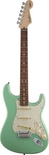 Fender Artist Series Jeff Beck Strat Surf Green RW