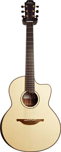 Lowden Pierre Bensusan AAAA Honduras Rosewood and Adirondack Spruce with Soundbox Bevel #23968