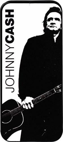 Dunlop JCPT02H Johnny Cash Legend Heavy Pick Tin