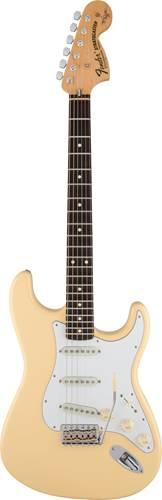 Fender Artist Strat Yngwie Malmsteen RW Vintage White