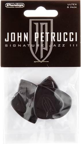 Dunlop John Petrucci Jazz III Players 6 Pack