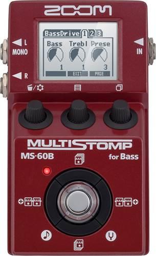 Zoom MS-60B Bass Multi Stomp