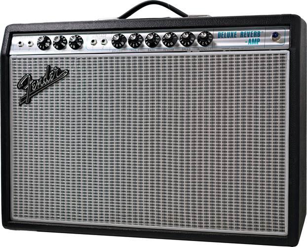 Fender 68 Custom Deluxe Reverb Amp (Ex-Demo) #B-777919
