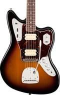 Fender Kurt Cobain Jaguar RW 3 Colour Sunburst NOS