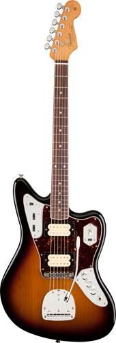 Fender Kurt Cobain Jaguar 3 Colour Sunburst NOS Rosewood Fingerboard