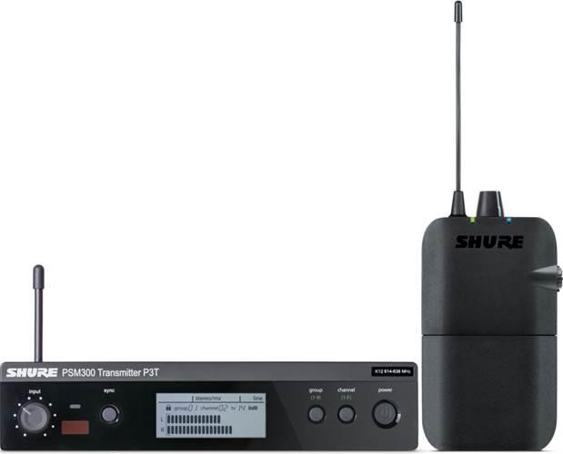 Shure PSM300 IEM System
