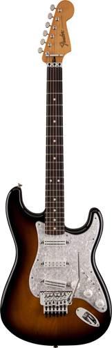 Fender Dave Murray Strat HHH RW 2 Tone Sunburst