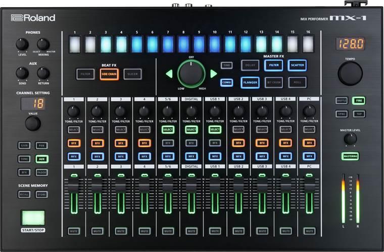 Roland MX-1 Aira Mixer (Ex-Demo) #Z0F2071