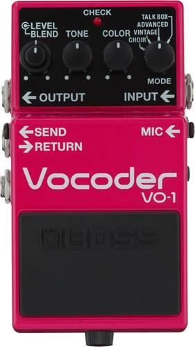 BOSS VO-1 Compact Vocoder