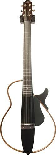 Yamaha SLG200 Silent Guitar Steel Trans Black