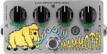 ZVEX Vexter Series Woolly Mammoth Fuzz