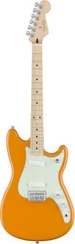 Fender Offset Duo Sonic SS Capri Orange MN
