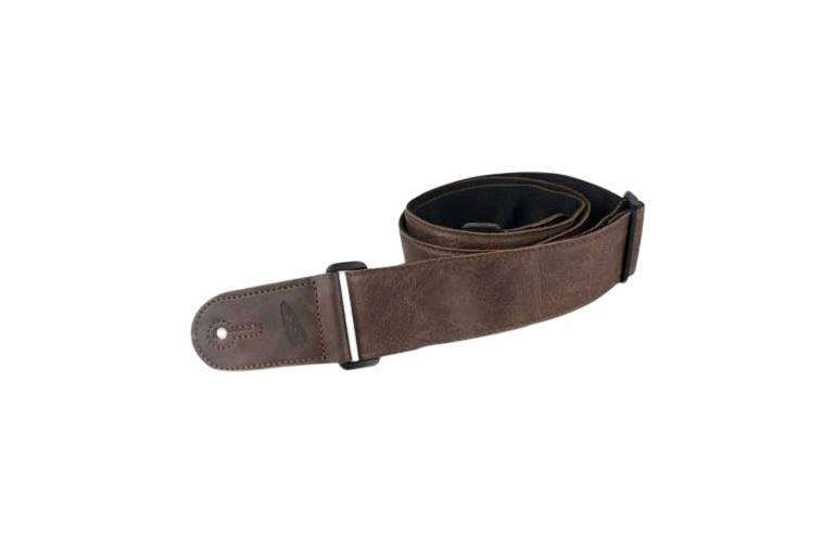 Leathergraft 2in Adjustable Brown Strap