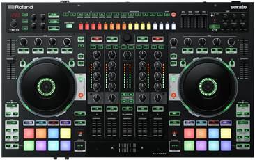 Roland DJ-808 DJ Controller (Ex-Demo) #2377