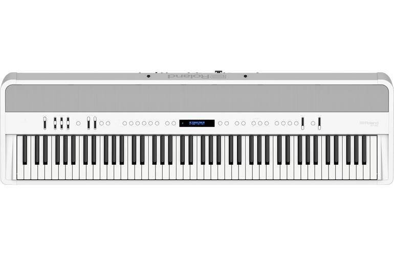 Roland FP-90-WH Digital Piano (Ex-Demo) #2268