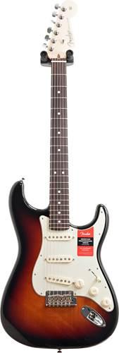 Fender American Pro Strat RW 3 Tone Sunburst (Ex-Demo) #US19022011