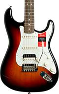 Fender American Pro Strat HSS Shawbucker RW 3 Tone Sunburst (Ex-Demo) #US19091280