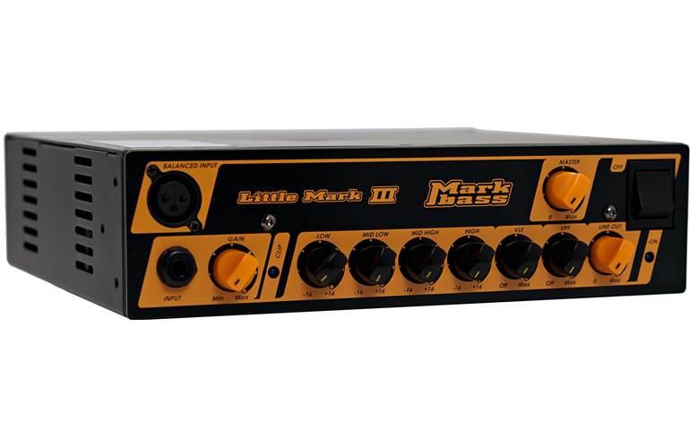 Mark Bass Little Mark III Head Bass 500W (UK) (Ex-Demo) #R1012986