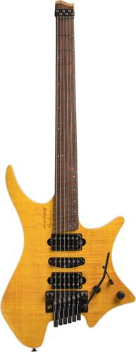 Strandberg Fusion 6 Pau Ferro Honey