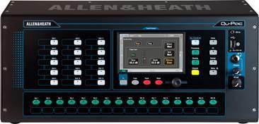 Allen & Heath QU-PAC Ultra Compact Digital Mixer