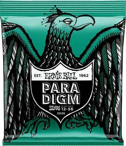Ernie Ball P02026 Paradigm Not Even Slinky 12-56