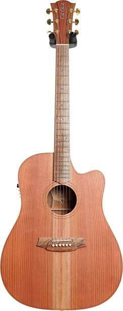 Cole Clark FL 2 Redwood Top, Australian Blackwood Back and Sides Cutaway  #200136222