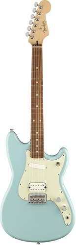 Fender Offset Duo Sonic HS Daphne Blue PF