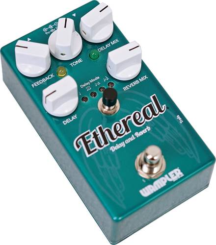Wampler Ethereal Delay and Reverb (Ex-Demo) #1331901101