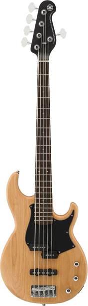 Yamaha BB235YNS BB235 5 String Bass Yellow Natural Satin