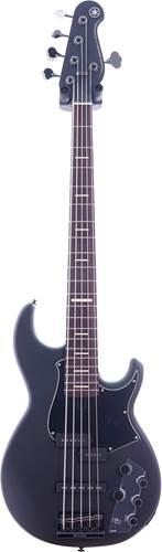 Yamaha BB735A 5 String Bass Trans Matte Black