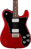 Fender American Pro Deluxe Tele Shawbucker Candy Apple Red RW