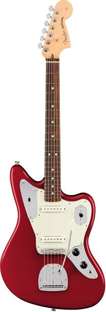 Fender American Pro Jaguar Candy Apple Red RW