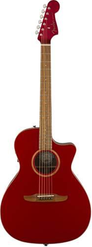 Fender California Series Newporter Classic Hot Rod Red Metallic
