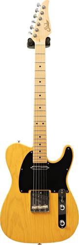 Suhr Classic Antique T Trans Butterscotch Swamp Ash Maple Fingerboard (Ex-Demo) #JS9R1U