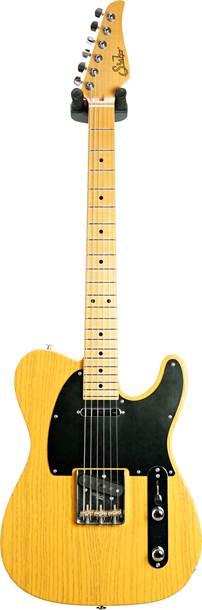 Suhr Classic Antique T Trans Butterscotch Swamp Ash Maple Fingerboard #JS3G6H