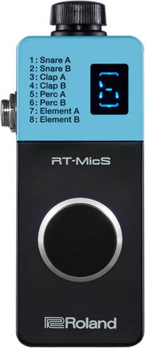 Roland RT-MICS Hybrid Drum Module (Ex-Demo) #Z8I0024