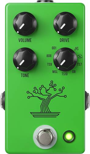 JHS Pedals The Bonsai 9 way Screamer  Overdrive