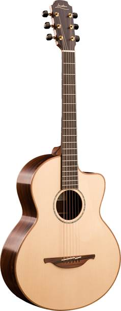 Lowden S-35C 12 Fret Cocobolo/Adirondack with LR Baggs Anthem