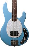 Music Man StingRay Chopper Blue Roasted Maple/Rosewood White Pearloid