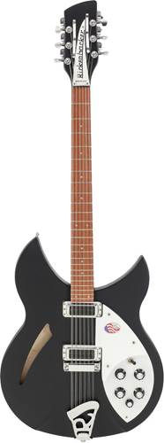 Rickenbacker 330/12 Matte Black